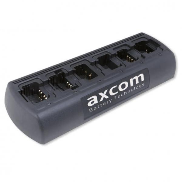 Axcom 6-fach Ladegerät für Funkgeräte