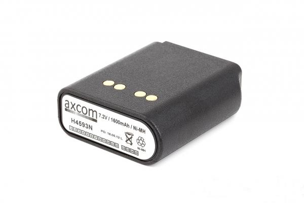 Frontansicht Akku für Motorola FUG10B/FUG13B/MX1000/MX2000/MX3000