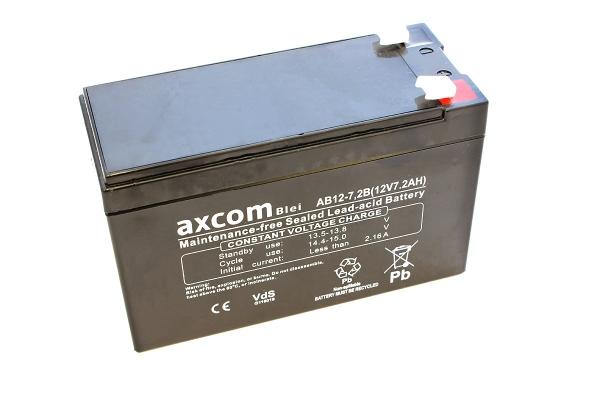Axcom Blei Akku AB12-7200B