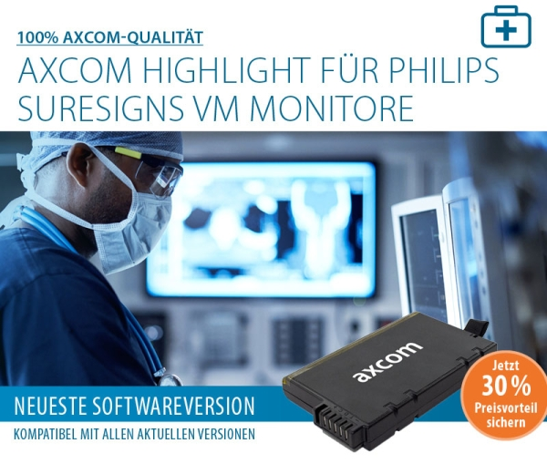 Axcom Highlight für Philips VM Monitore