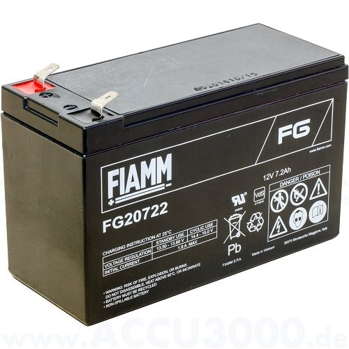 FIAMM FG20722A
