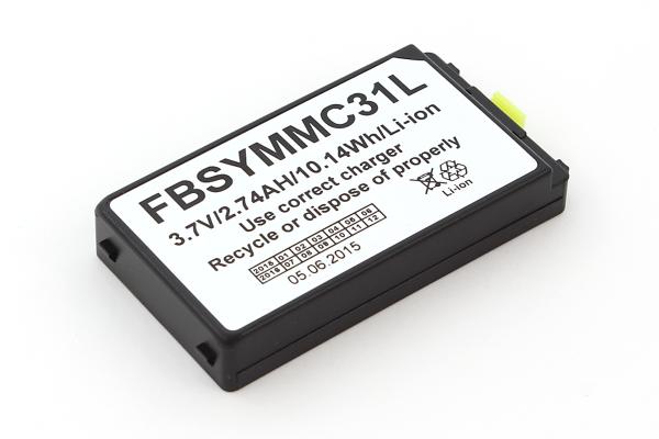 FBSYMMC31L - Li-Poly Akku für Symbol MC3190/ MC3090 LASER