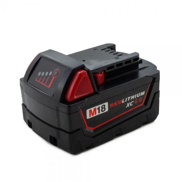 Axcom battery for MILWAUKEE M18 - 6,0Ah