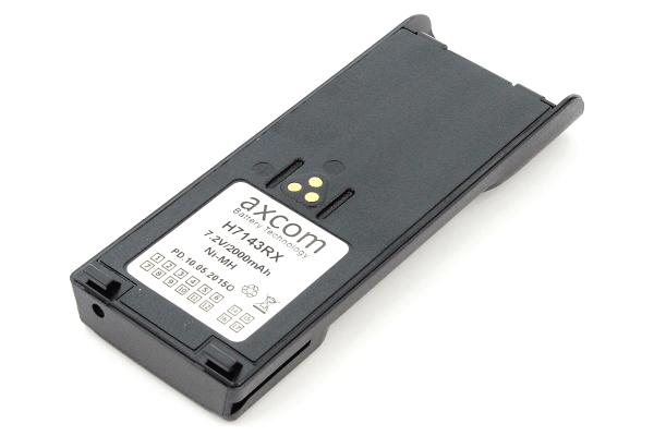 Etikett NiMHAkku für Motorola FUG11B/GP900/GP1200