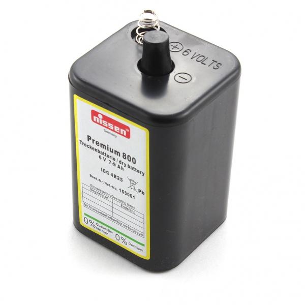 Premium 800 4R25 battery