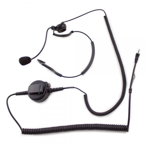 Nackenbügelheadset für Sepura SRH3900