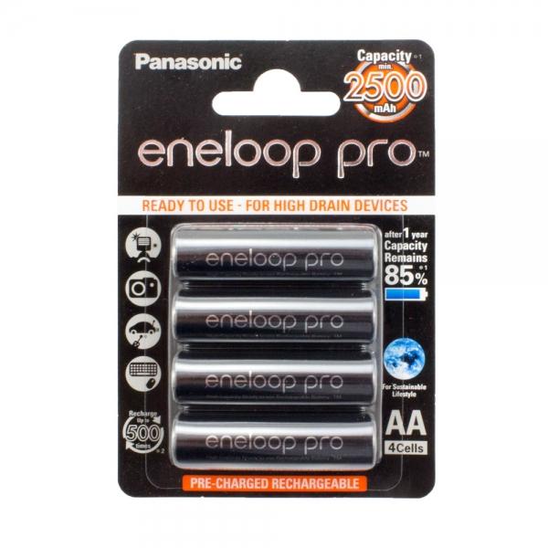 4er Blister ENELOOP Pro LR06/MIGNON/AA/HR-3UTG