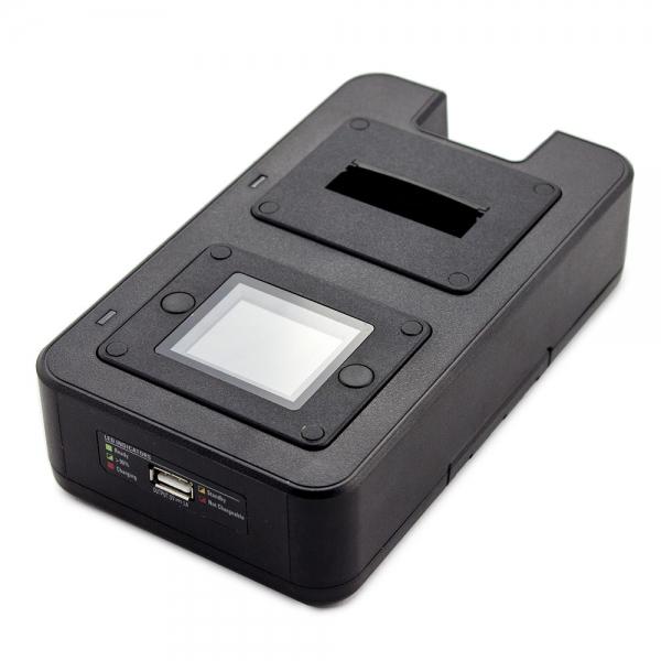 SM-X1 - Axcom Ladegerät mit Ladeschalte für Akku MTP850