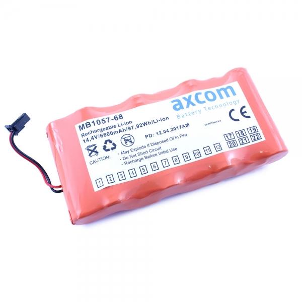 Akku für Siemens SC6002XL/SC6802XL/Dräger Infinity Gamma/Delta