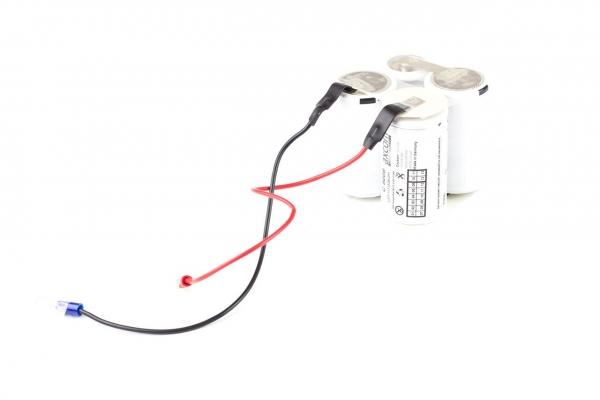 Akkueinsatz für CEAG Handscheinwerfer SEB 5.4L