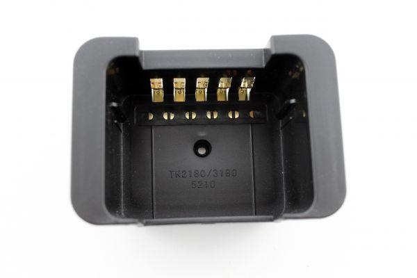 Adapter (LGS Serie) für Kenwood TK2180/3180, NX200/300 KNB24L/KNB35L/ KNB57Li/ R56257LP/ R56224LI