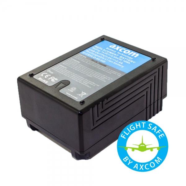 Axcom 95Wh Micro Akku für Sony V-Mount