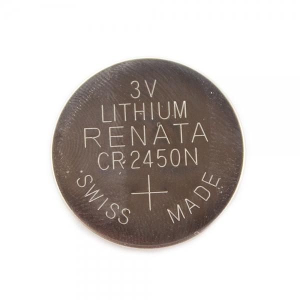 Li-Me Batterie Knopfzelle CR2450 3V/0,54Ah
