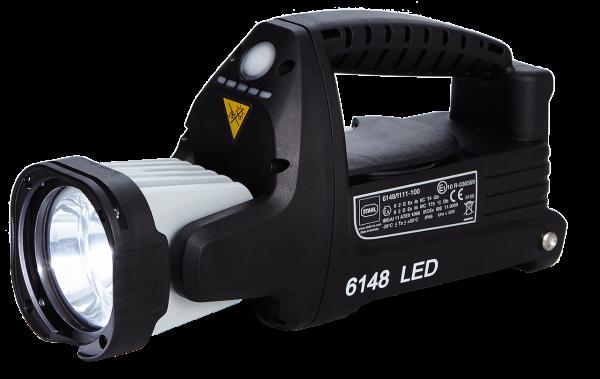 STAHL LED Handscheinwerfer 6148 inkl. Ex Schutz