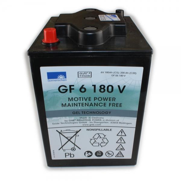 PB-Akku Sonnenschein GF-V Dryfit Traktionsblock GF06180V